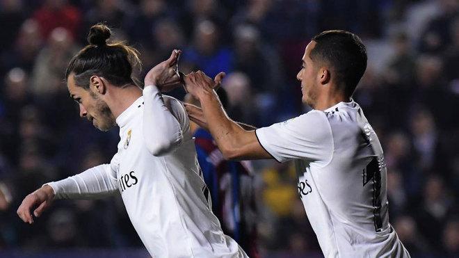 Бејл е во војна со цел тим на Реал, не сакаше да го прослави голот против Леванте