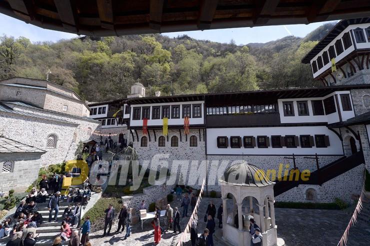 Бигорскиот манастир денеска слави 1000 години од основањето