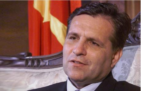 Мицкоски: Борис Трајковски веруваше во Македонија, 17 години подоцна оваа реченица има уште посилно значење