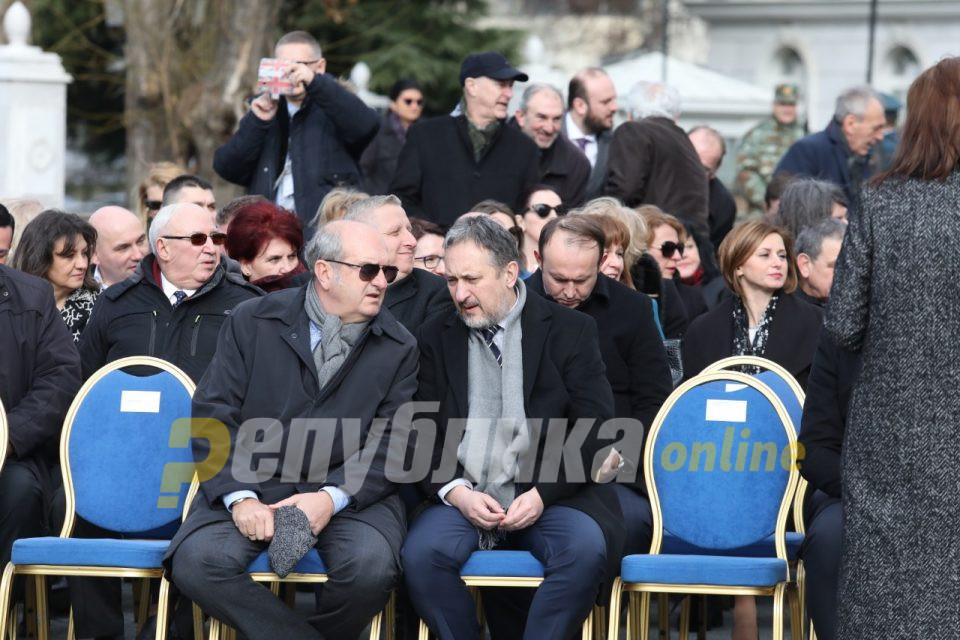 Мицковски: Ајде, кој е следечи, има ли некој јачи, ајде бандо амнестирани, ништо, овие Муковски и Канчевска барем мудро ќутат