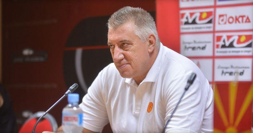 Давитков: Во Романија дојдовме да победиме