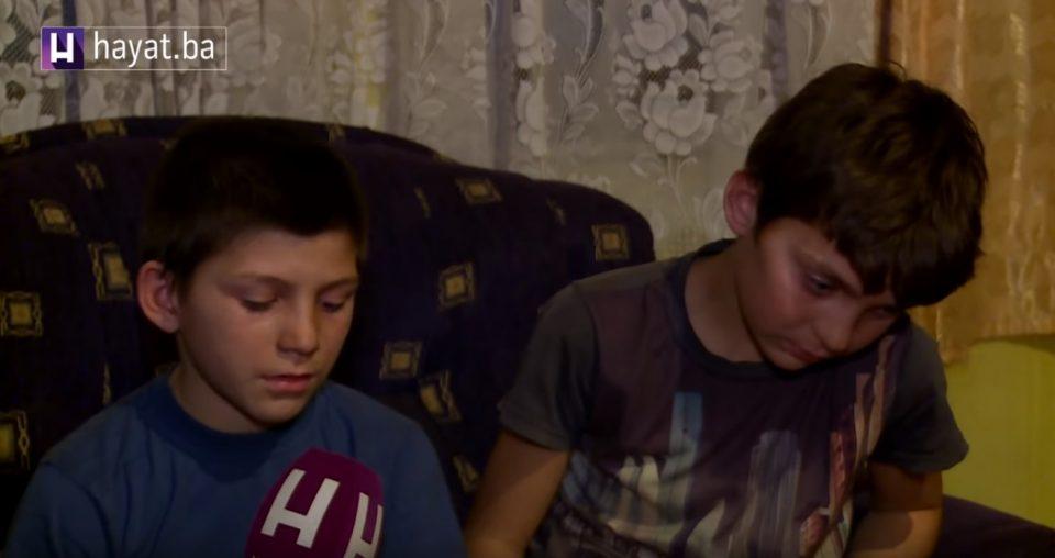 Дванаесетгодишниот Омер: Готвам што било само тој да јаде