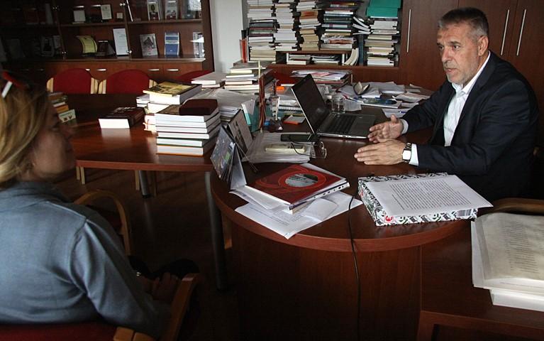 Делчев е споделена личност меѓу македонската и бугарската историја