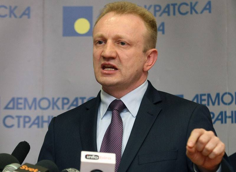 Ѓилас бил на вечера со Заев: Лидерот на СЗС изјавите на Вулин за рушење на Вучиќ ги оцени како скандалозни