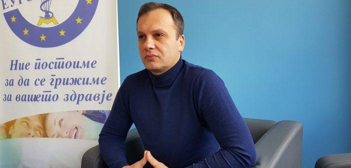 Чирковиќ го раскина договорот со Еурофарм Работник