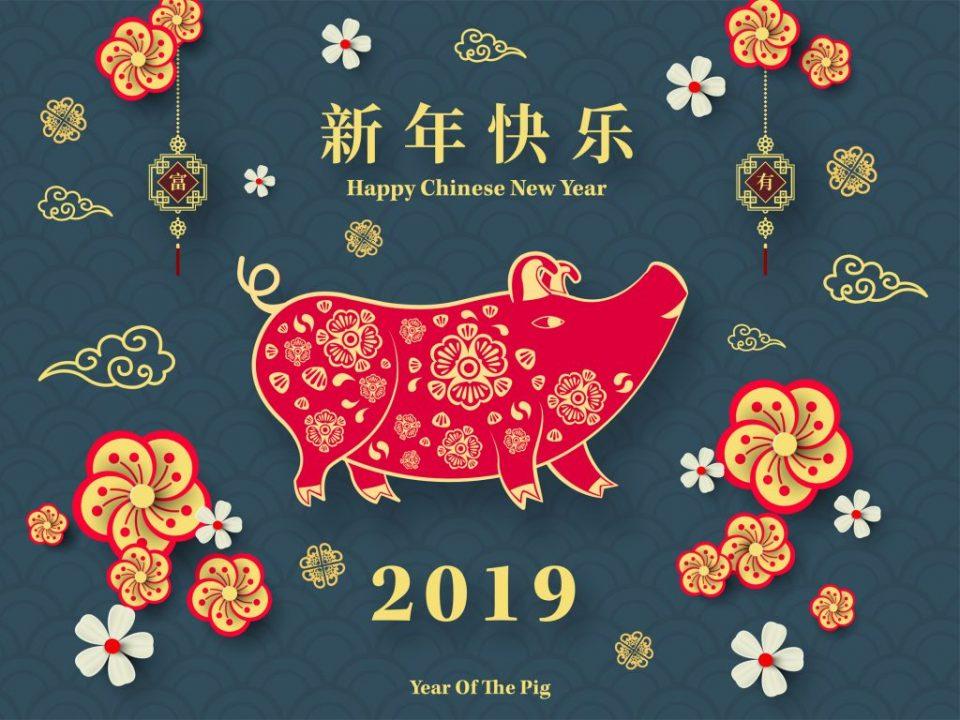 Почнува кинеската година на Свињата: За да имате пари и среќа треба…