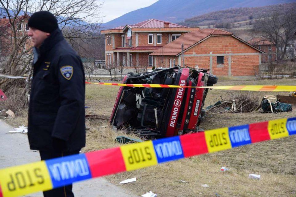 Автобусот бил осигуран: Оштета од 9.000 евра за семејствата на загинатите, по 4.500 евра за повредените