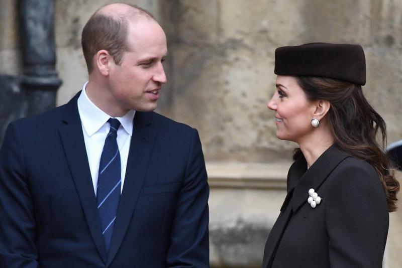 Кејт Мидлтон ѝ го презела принцот Вилијам на оваа дама