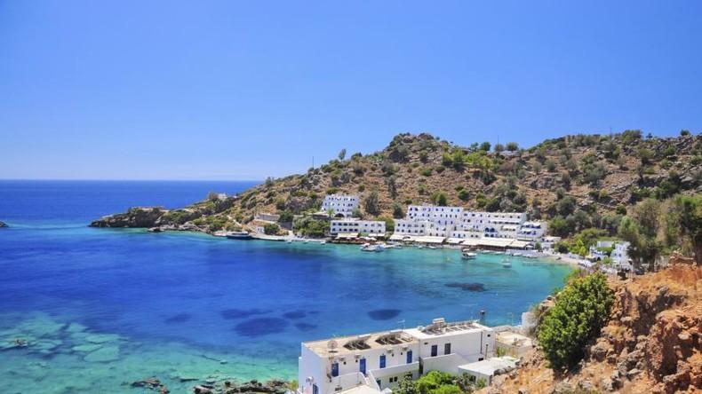 На Крит вчера измерени рекордни 39 степени
