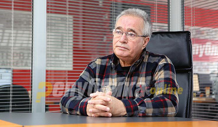 Цуцуловски: Предлагајќи да се формира Влада за национален спас, Заев конечно призна дека македонската држава е пред целосен колапс