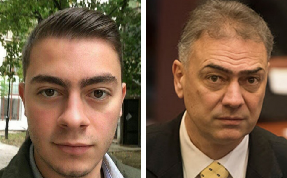 Синот на пратеникот Горан Мисоски даде отказ