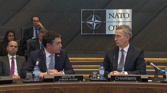 Столтенберг: Македонија вети дека ќе ги дуплира трошоците за одбрана до 2024 година