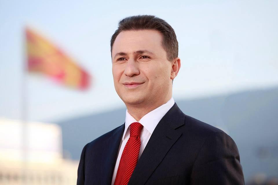 """Груевски: """"Кемет електроникс"""" ќе гради втора фабрика во Македонија, странска инвестиција која ја донесе ВМРО-ДПМНЕ"""