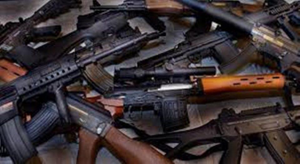 Во Албанија, цивили имаат 325 илјади парчиња оружје