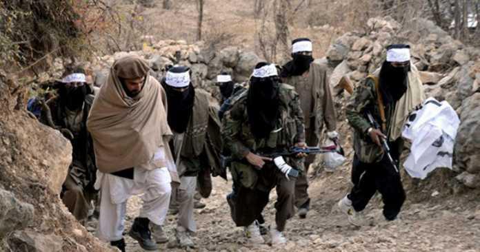 Нападната базата на Талибанците од воздух