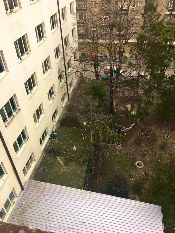 """Исчистена е депонијата зад студентскиот дом ,,Пелагонија"""""""