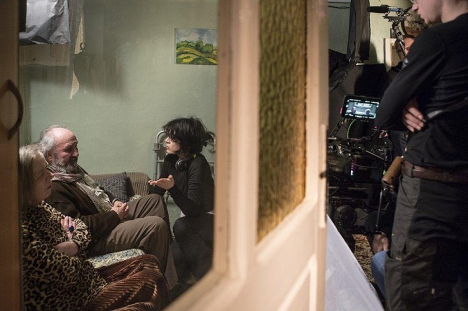 """Објавен е официјалниот трејлер на филмот """"Господ постои, името ѝ е Петрунија"""""""