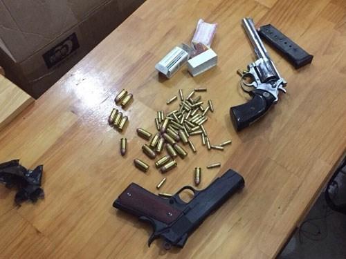 Скопјанец заврши во притвор, дома му нашле два пиштоли