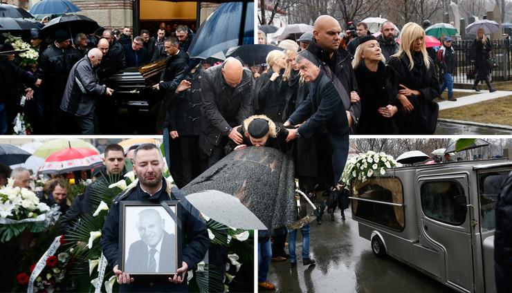 И небото плаче за Шабан Шаулиќ: Гоца во солзи го бакнува ковчегот!