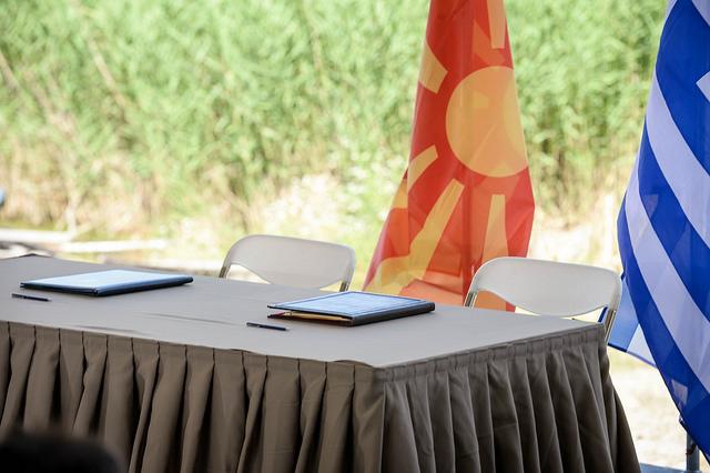 САД ќе ставаат на црна листа и лица во Грција што работат против Договорот од Преспа