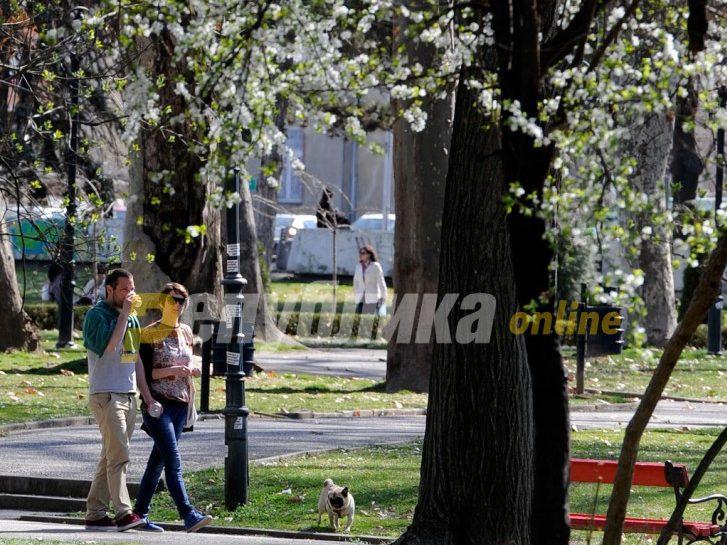 Двајца скопјани нападнале Косовци во Градски парк