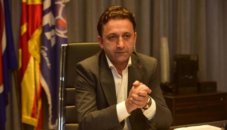 Официјално: Сејдини е единствениот кандидат за претседател на ФФМ