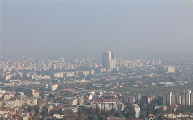 Ново Лисиче синоќа токсично, загадувањето 5 пати над дозволеното