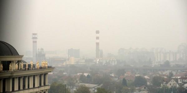 Се уште сме на врвот: Скопје утрово четврти најзагаден град во светот