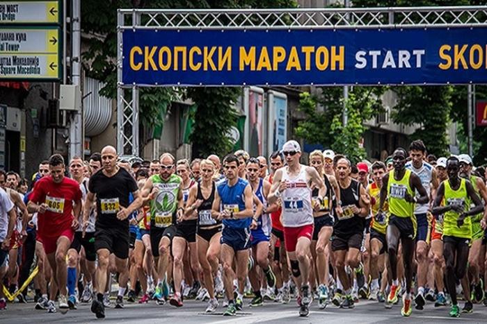 Скопски маратон се одложува за сабота (4 мај) поради одржување на претседателските избори