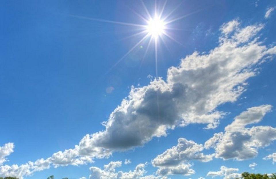 Денеска сончево, попладне облачно со дожд