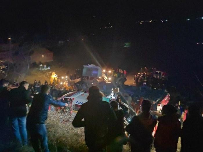Неисправните сопирачки и брзото возење главни причини за несреќата кај Ласкарци