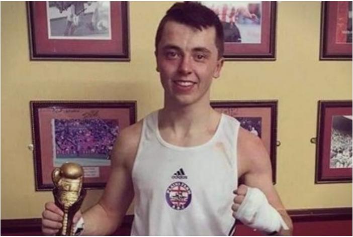 Убиен 18-годишен талентиран боксер