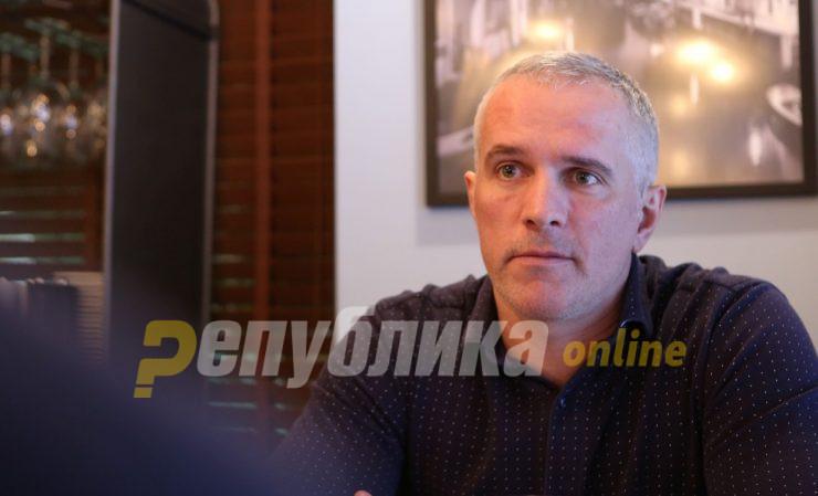 Алушовски стана тренер на Еурофарм Работник