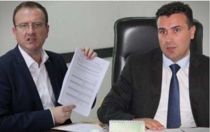 Таравари до Заев: Ахмети ти подготвува политички погреб, тебе не те сакаат ниту Македонците, ниту Албанците