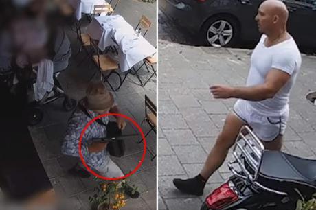 Платен убиец со двојно државјанство: Хрватот Иван бил застрелан во ресторан среде бел ден