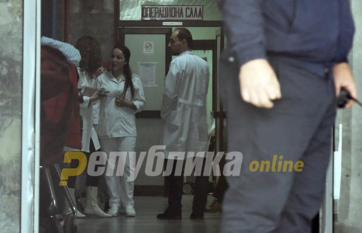 Тетовската болница демантира дека лекар нападнал пациент, нападнати биле дежурните лекари