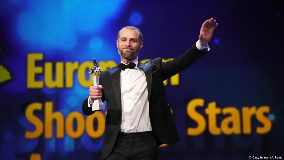 """Актерот Благој Веселинов ја прими наградата """"Ѕвезди во подем"""" на Берлинале"""