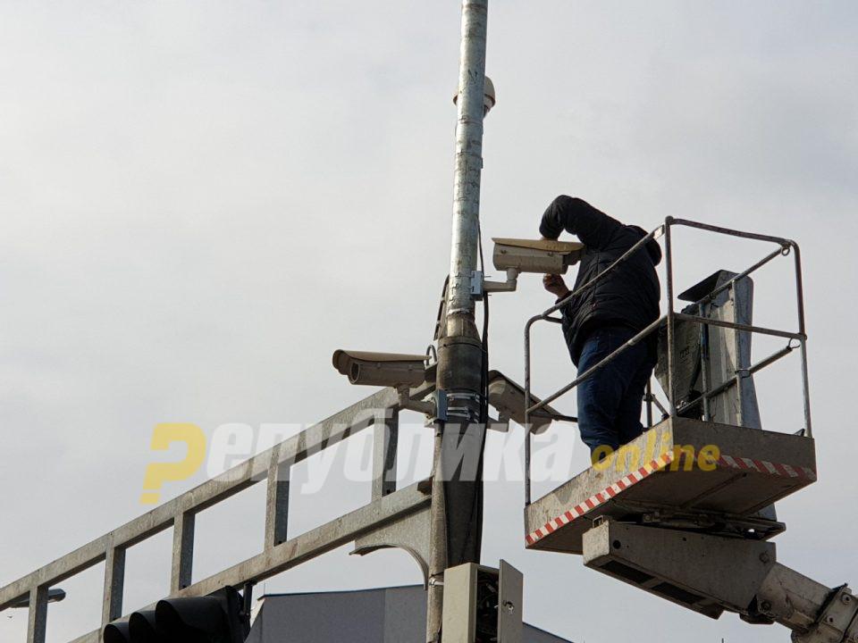 Спасовски: Камерите на скопските улици не служат за сообрќајни казни, туку само за надзор