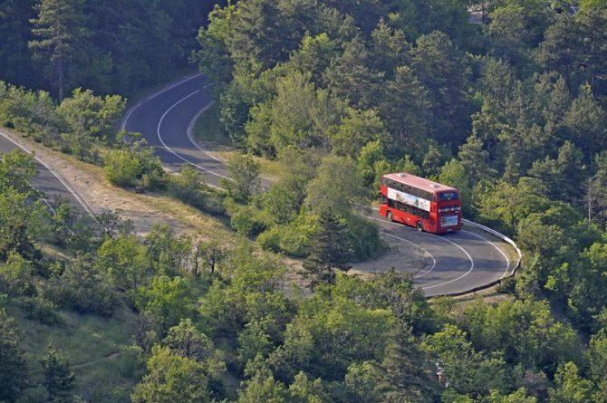 ЈСП ќе пушти повеќе автобусти за на Водно