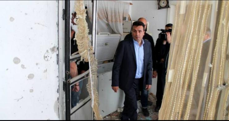 Заев побара осудените од Диво Насеље да бидат преместени во објектот на Владата на Република Македонија