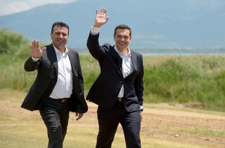 Македонија и Грција во Охрид ќе се договараат што ќе пишува во учебниците