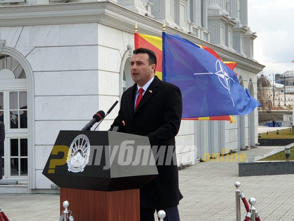 Заев: Успеавме од споредниот балкански колосек да се вратиме на главниот автопат кон Европа
