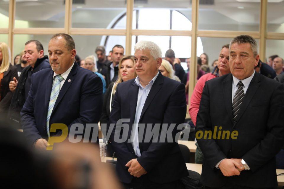 Преседан во македонскиот правосуден систем, нешто што досега ниту еден судски совет го нема сторено