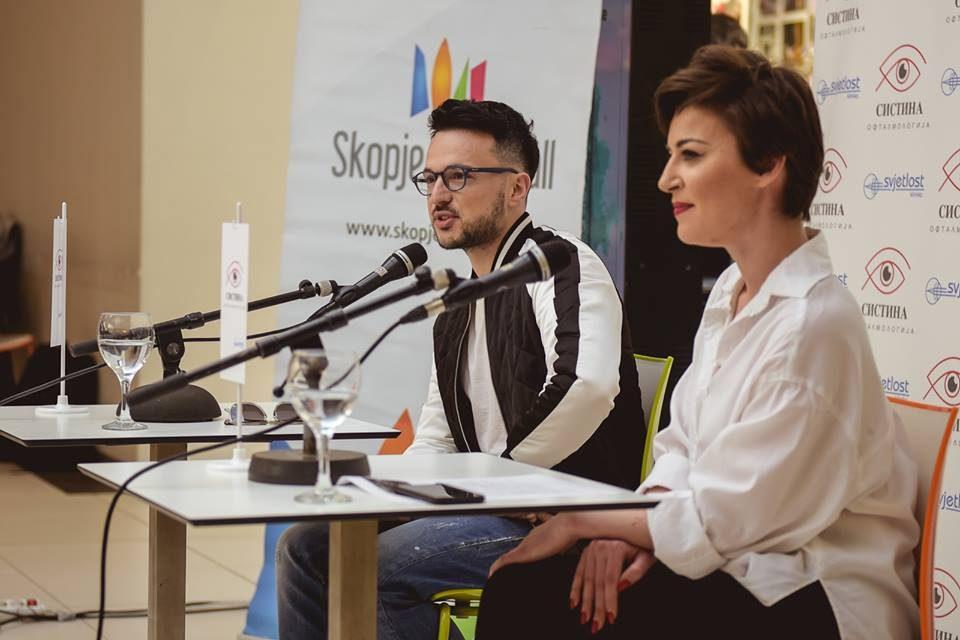 """Стефан и Мартин од """"Некст тајм"""" и Магдалена Цветкоска – специјални гости на јубилејниот концерт на Лозано"""