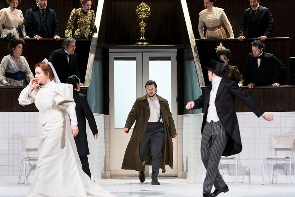 Стоечки овации за Ана Дурловски во операта во Грац