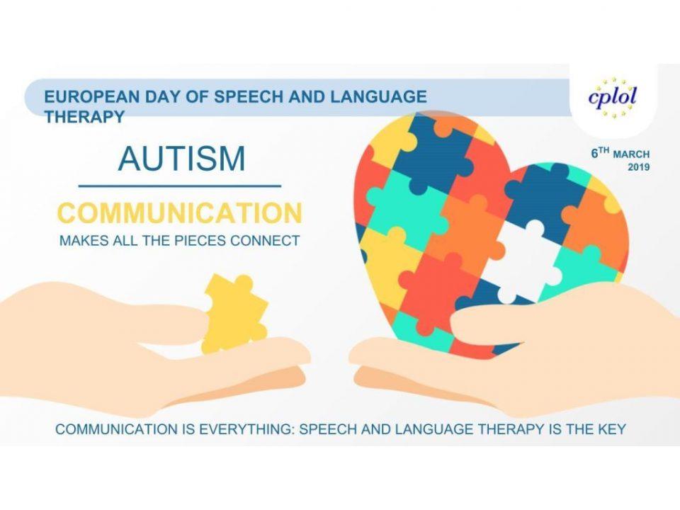 Шести март, европски ден посветен на третманот на нарушувањата на говорот и јазикот