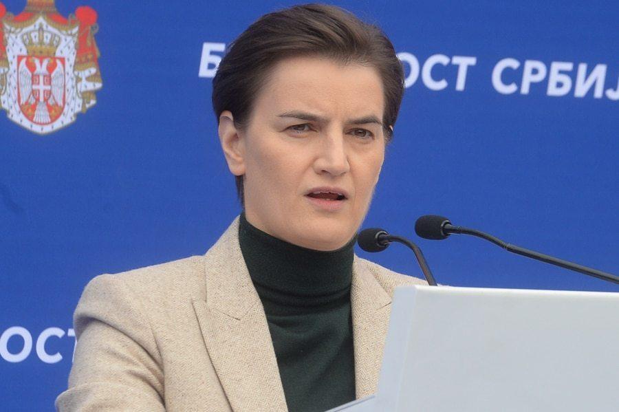 """Се формираше новата """"женска"""" влада на Србија"""
