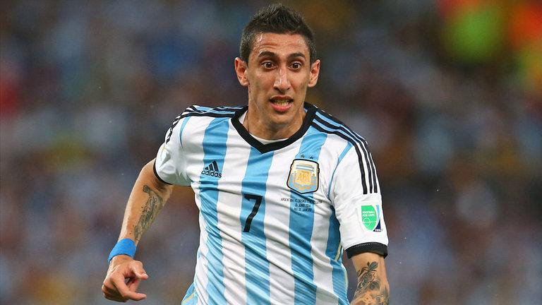 Аргентина нема да може да смета на Ди Марија во следните два меча