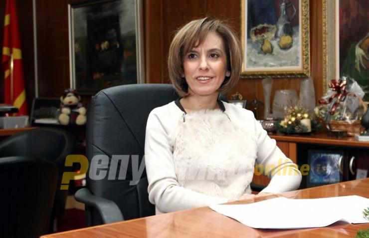 Канческа-Милевска: Не преговарав со власта, за смена на името гласав по сопствено убедување