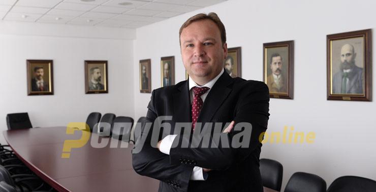 Димитриев: Во извештајот од Брисел ќе има забелешки за безбедносниот сектор